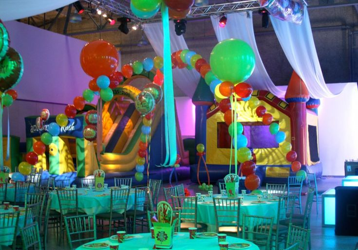 kids party rooms  birthday_party2  Kids Party Rooms  Pinterest