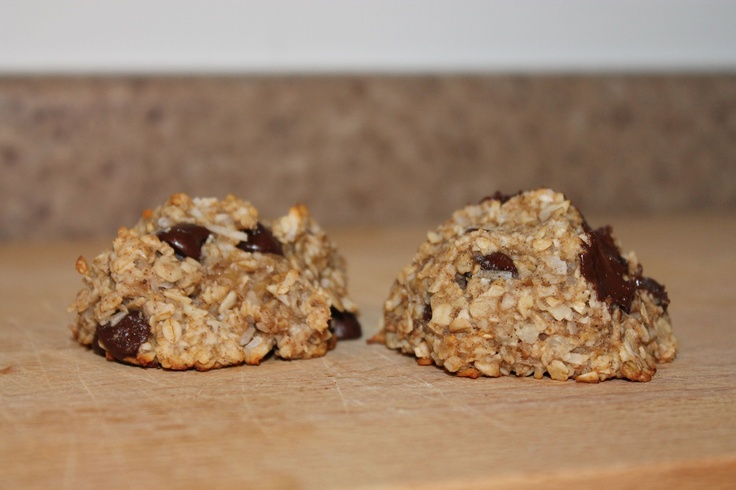 Nikki's Healthy Cookies | Recipe