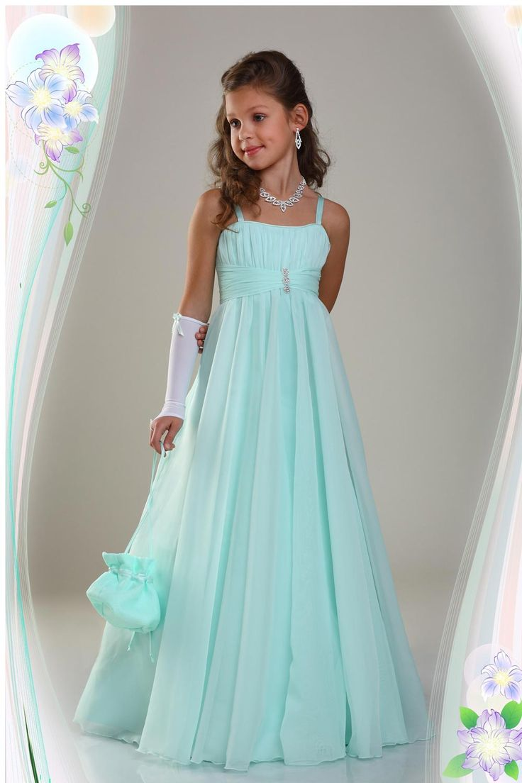 Платья на девочек выпускной