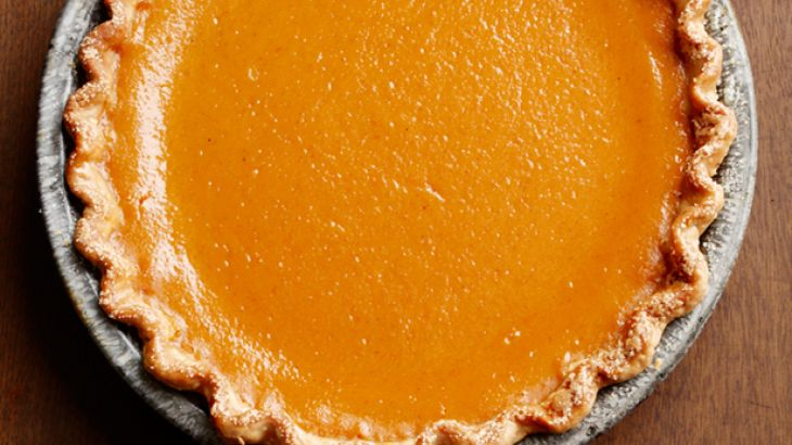 Classic Pumpkin Pie XII Recipe | Sweet Tooth | Pinterest