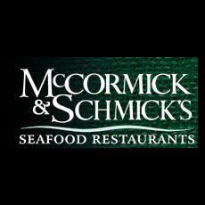 mccormick and schmick's memorial day menu