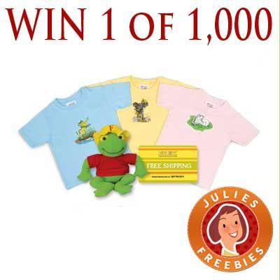 Win 1 of 1,000 ISeeMe.com Prize Packs