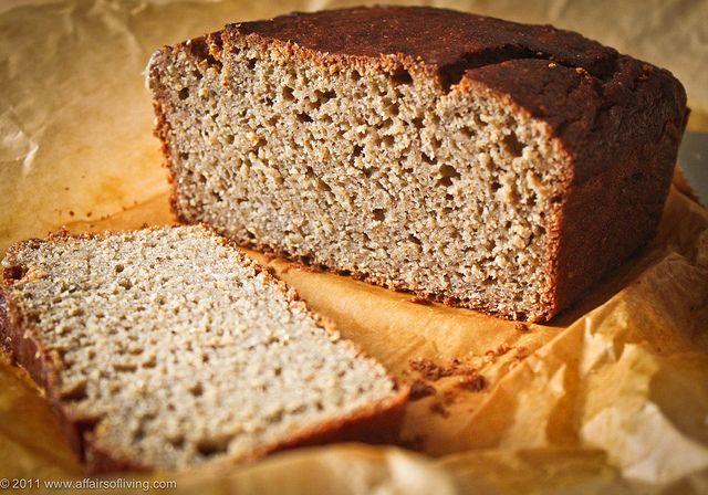 Really Good Banana Bread (gluten-free, dairy-free, cane sugar-free ...