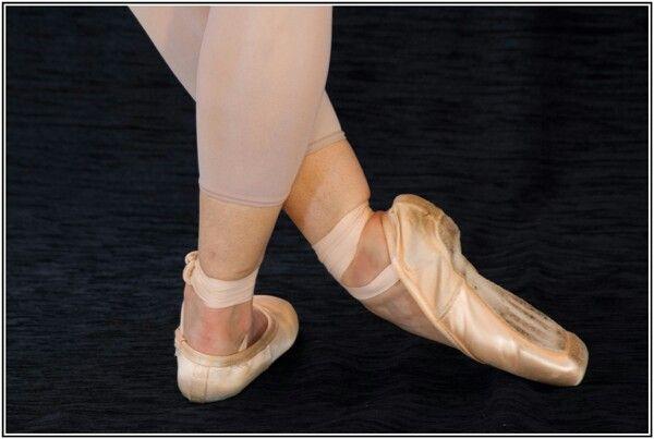 Gaynor Minden pointe shoes