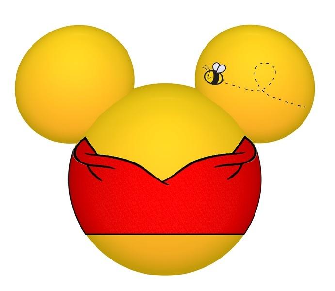 It is a graphic of Fan Disney Character Ears