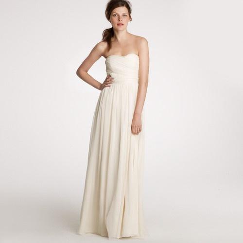 J Crew Dresses For Wedding : Crew wedding dress eryn s getting married