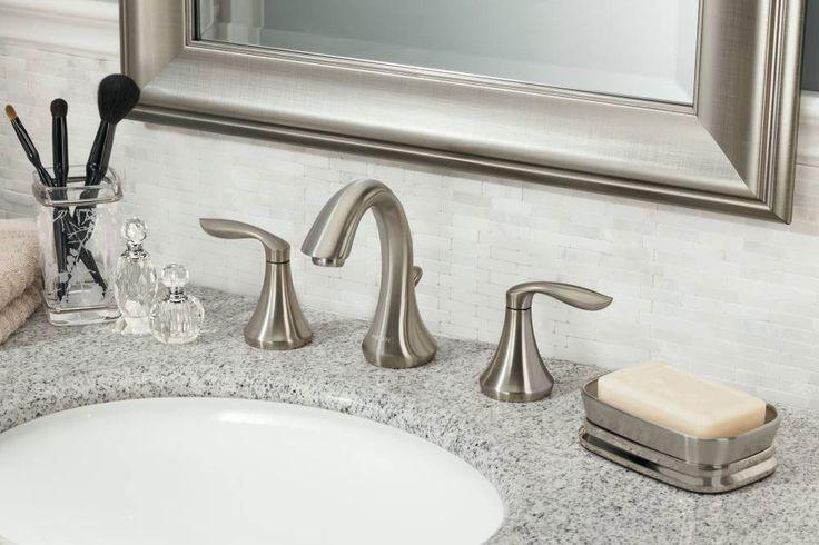 Moen Eva Widespread Bathroom Faucet With Two Handles T6420 Wayfair