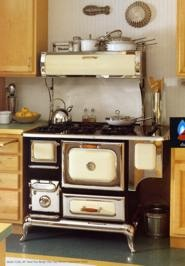 Wood, Gas & Electric Cook Stoves | Woodburning Stoves | Pinterest