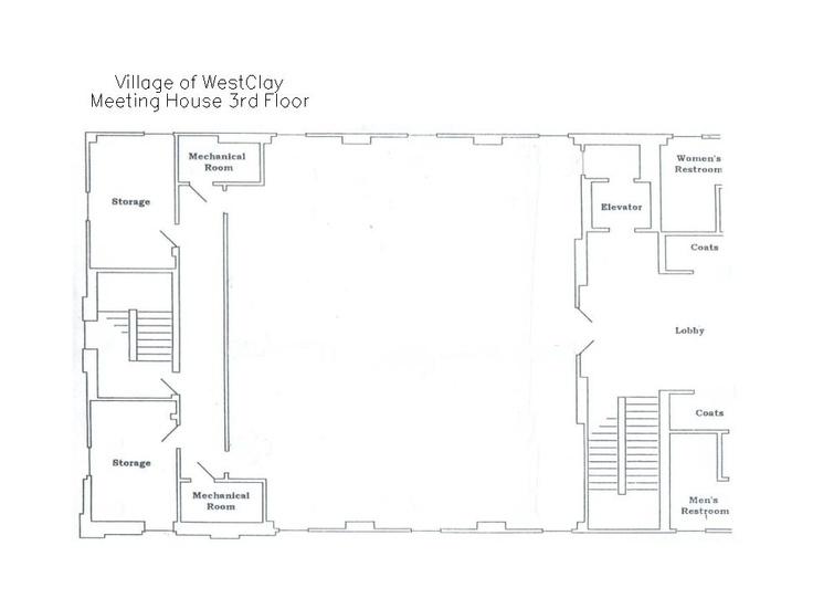 Reception Site Floor Plan Empty Wedding Inspiration