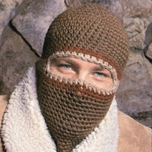 Crocheted Ski Mask Pattern | Crochet - Hats - Ski Mask