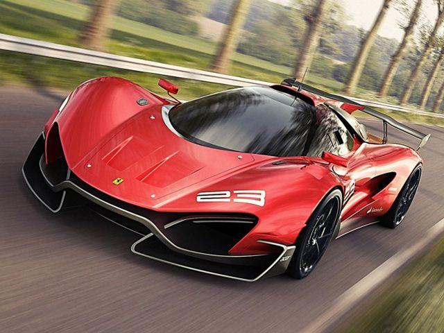 Ferrari Xezri Competizione Edición
