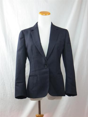 Our women's classic single-breasted navy blue blazer is an essential crafted in pure Loro Piana wool fabric. Appointed with gold-toned buttons. litastmaterlo.gq: $