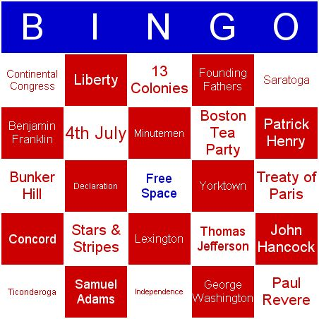 july fourth party games