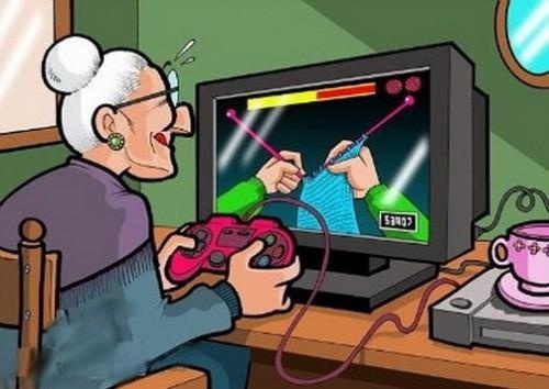 On-line Gaming For Boomers!