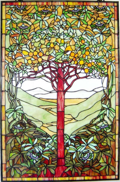 The tree of life was one of the trees from the Garden of Eden.