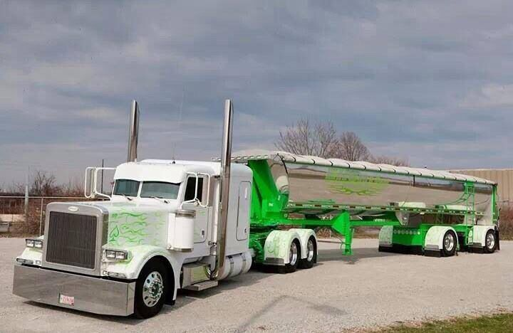 Cabover Truck Sleeper For Sale moreover 959799 Trucks besides Mobile Marketing Trailers further 199073246002697150 likewise Y3VzdG9tIGhlYXZ5IGhhdWwgdHJ1Y2tz. on custom semi dump trailers