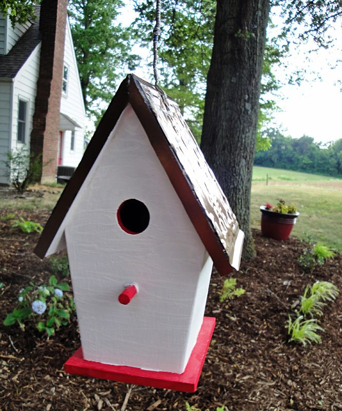 diy birdhouse make your own anything for the birds