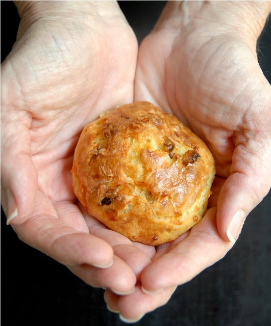 kumquat: Gluten Free Ratio Rally: Cheddar Gougères with Dates and ...