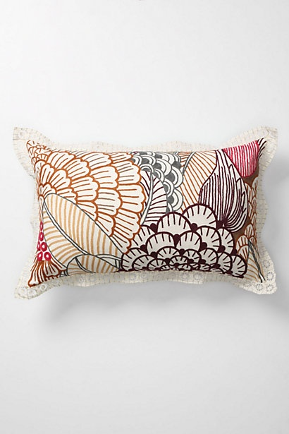 mutabilis pillow long anthropologie home ideas and. Black Bedroom Furniture Sets. Home Design Ideas