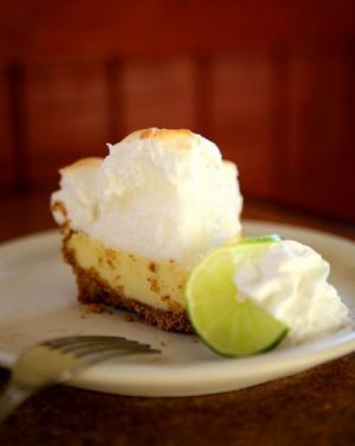 Authentic Key Lime Pie Recipe | mmm | Pinterest