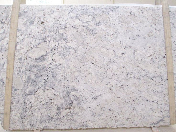 White Ice Granite Counter Tops Pinterest