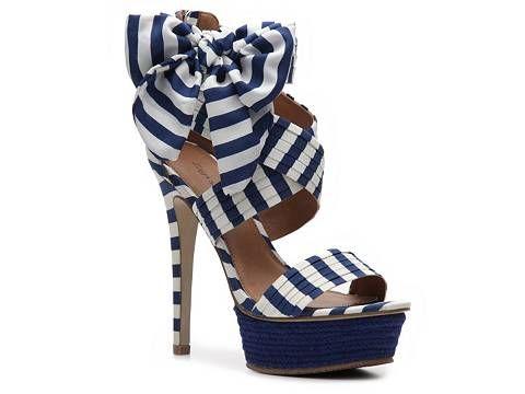 Zigi Soho Khloe Striped Sandal | DSW