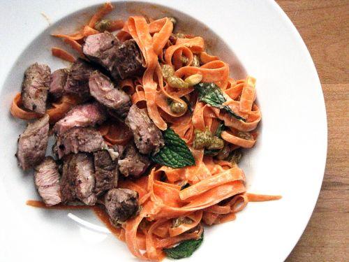 Lamb Salad | Satiations - Savory | Pinterest
