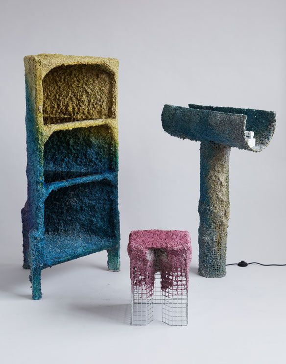 paper mache furniture alive paper pinterest