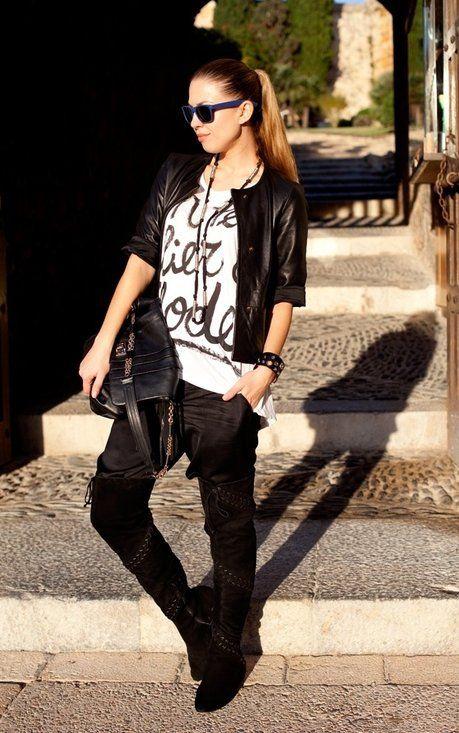 Edgy #Style | My Style | Pinterest