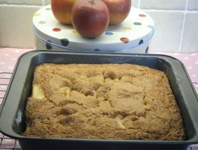 Apple Walnut Cake from Food.com: Maybe this is close to Granny's ...