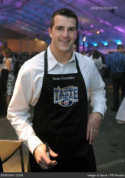 Sean Considine - 2010 NFL - Super Bowl XLIV - 19th Annual Taste of the ...