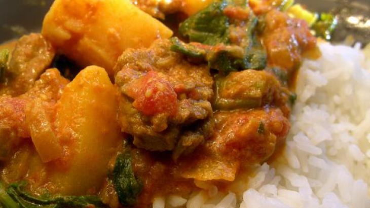 Lamb, Potato | 0 Indian Food:Meat | Pinterest