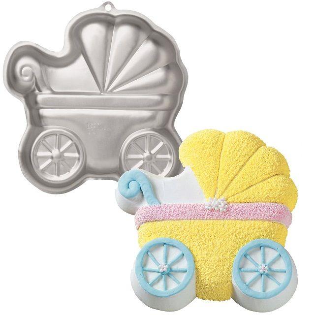baby shower cake pans