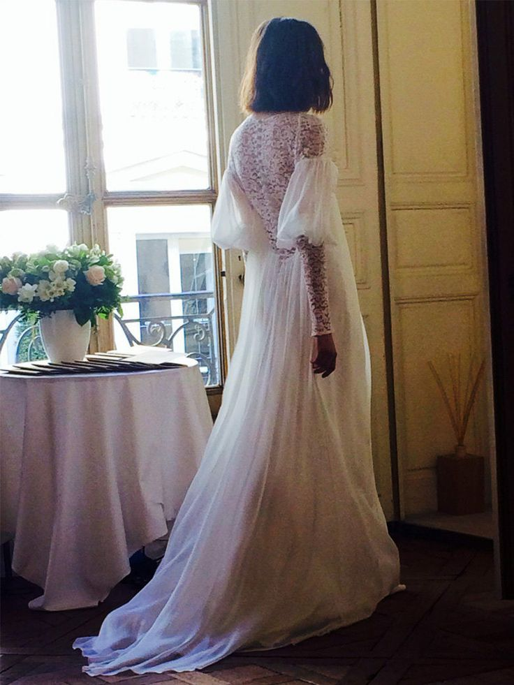 La robe Maurice - Delphine Manivet 2014  Weeding  Pinterest