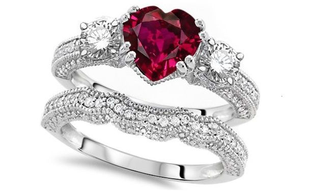 Pin By Vessy On Wedding Engagement Rings Pinterest