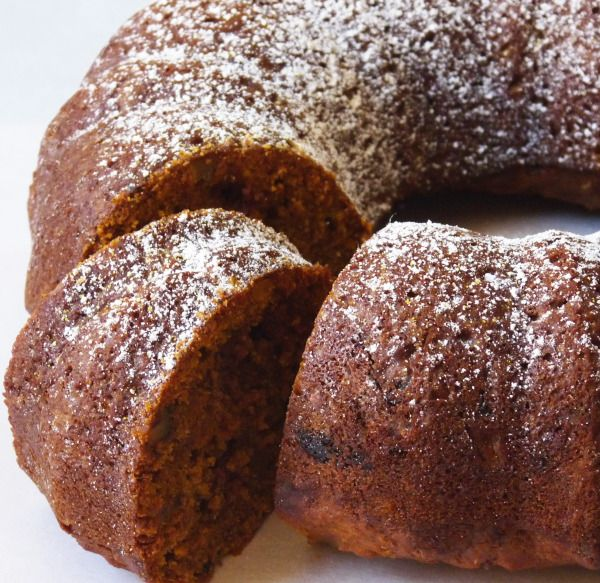 Pumpkin Bundt Cake | Recipes-Cakes | Pinterest