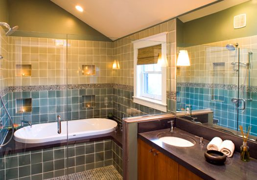 Shower Tub Combo Master Bather Pinterest