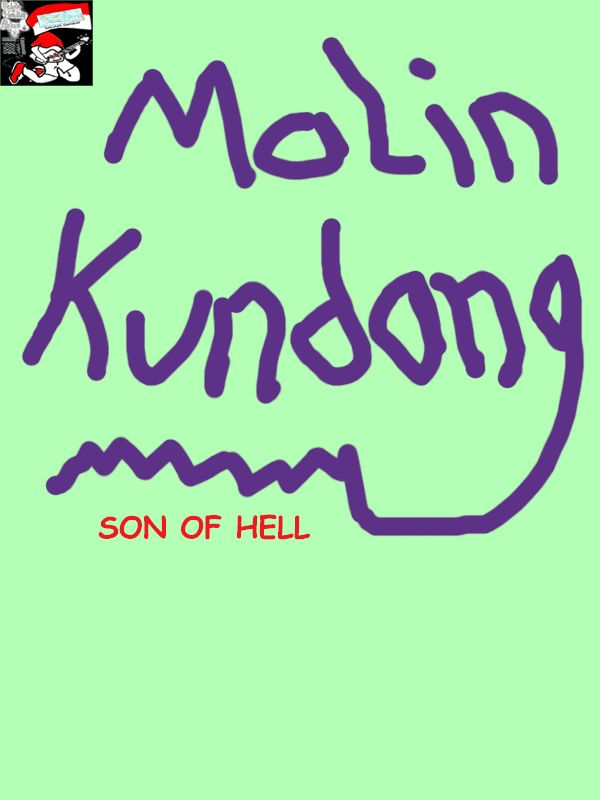 Comic Book Malin Kundang