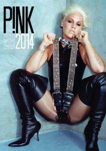 p!nk 2014  nk Calendar 2014