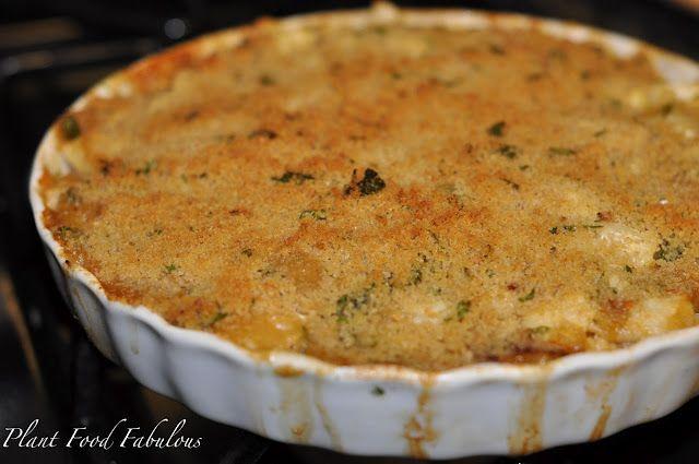 Cauliflower Gratin | Favorite Recipes | Pinterest