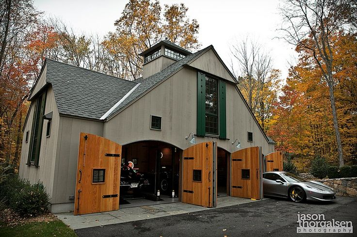 Very cool garage plans pinterest for Garages you can live in