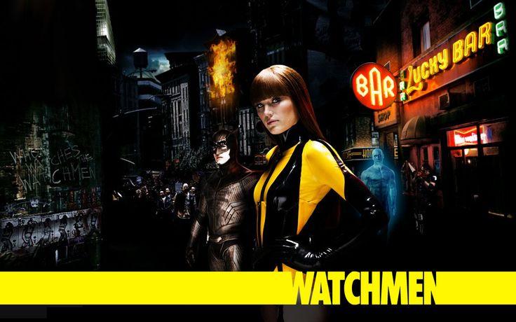 miss Jupiter WATCHMEN | I Love You Dream Women | Pinterest Watchmen