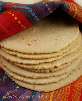 Home Made Corn Tortillas with Maseca | Mexican Food Recipes | Pintere ...