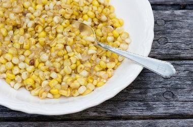 Buttered Skillet Corn | Vegetables | Pinterest