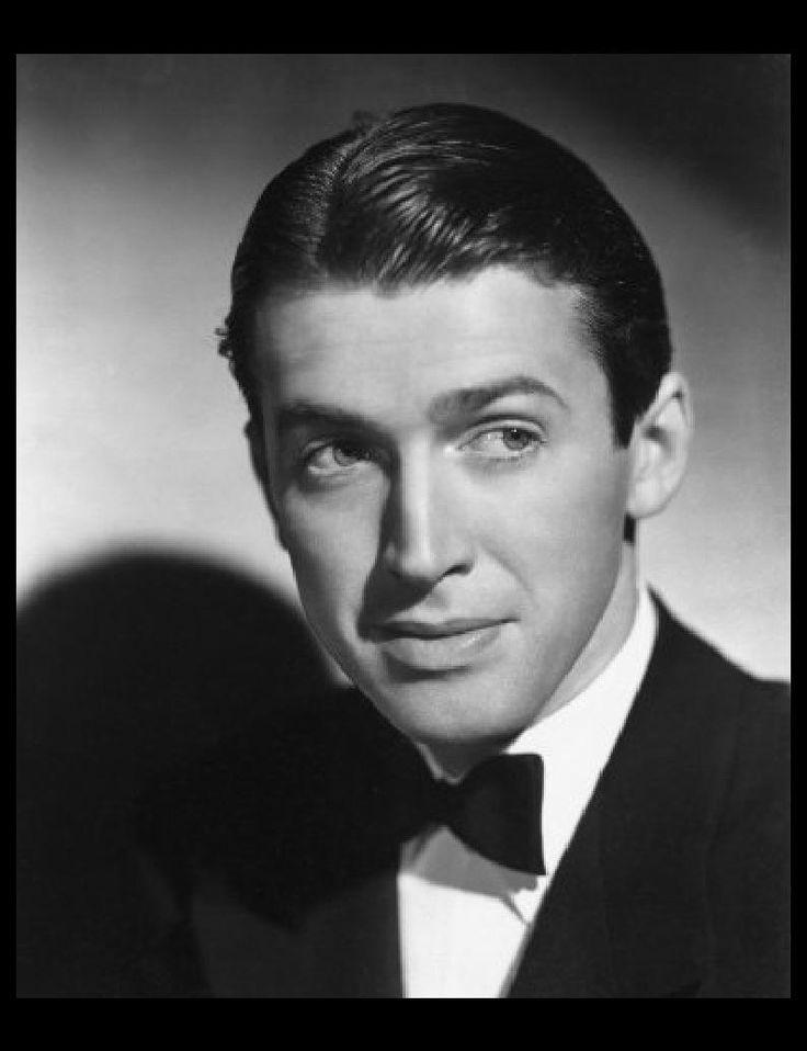 photos, movie star, actor James Jimmy Stewart, 1950's