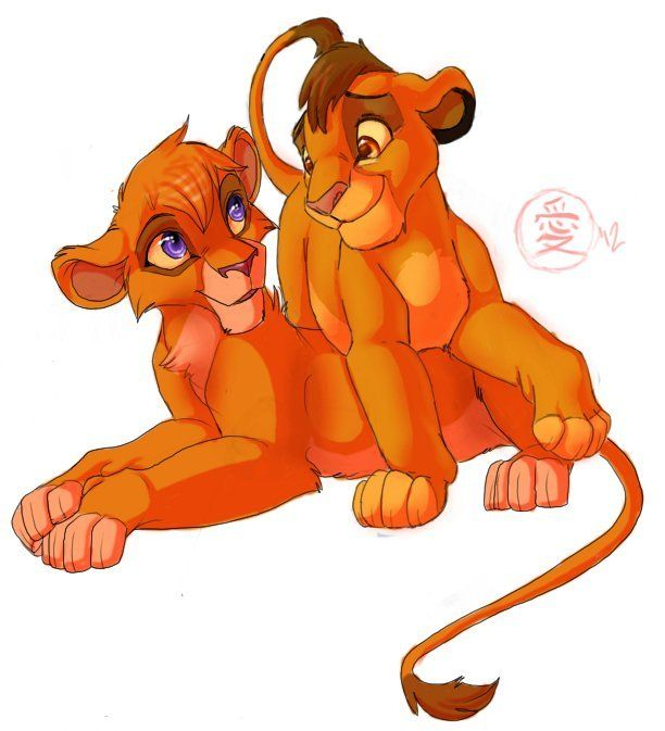 The lion king vitani and kopa - photo#14