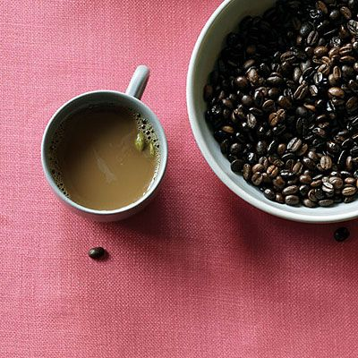 Pakistani Coffee With Cinnamon & Cardamom Recipes — Dishmaps