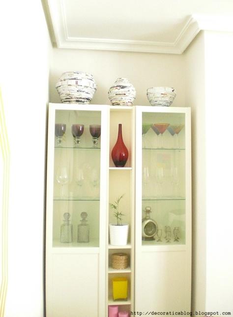 Vitrina // Glass cabinet