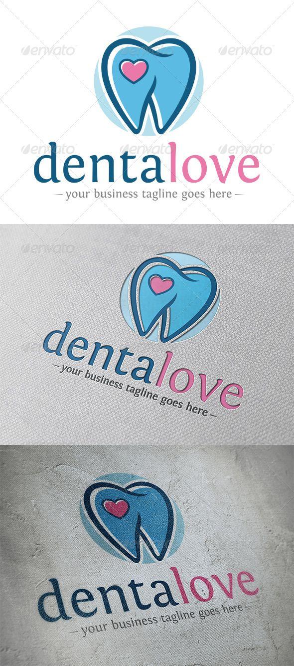 Logo design for dental business