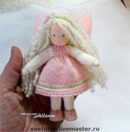 Waldorf toy handmade..
